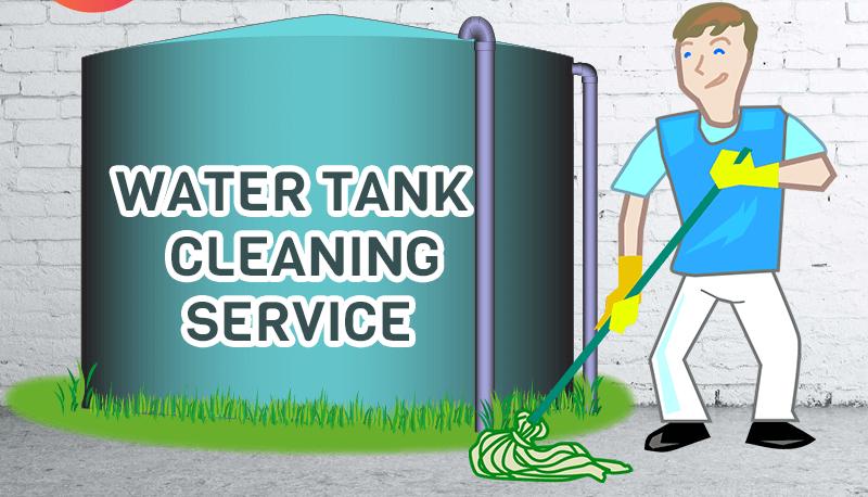 تنظيف خزانات المياه بمكة